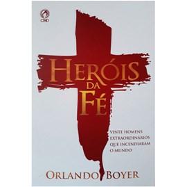 Herois Da Fe | Capa Brochura | Orlando Boyer