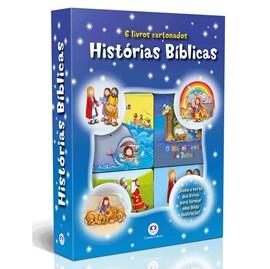 Histórias Bíblicas | Kit 6 Livros Cartonados