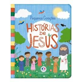 Histórias de Jesus   Capa Almofadada