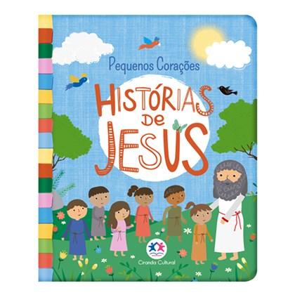 Histórias de Jesus | Capa Almofadada