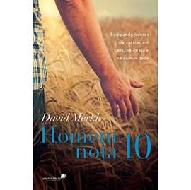 Homem Nota 10 | David Merkh