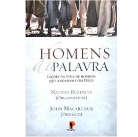 Homens Da Palavra | Nathan Buzenitz
