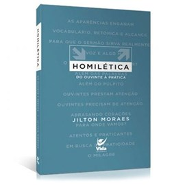 Homilética   Jilton Moraes