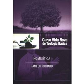 Homilética | Vol. 5 | Curso Vida Nova de Teologia Básica