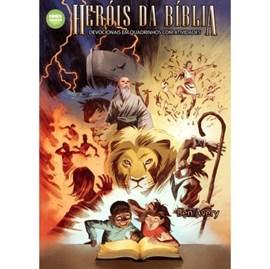 HQ Devocional Heróis da Bíblia | Quadrinhos