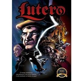 HQ Lutero   Quadrinhos