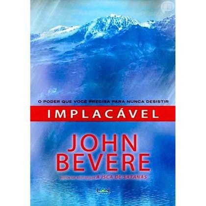 Implacável | John Bevere