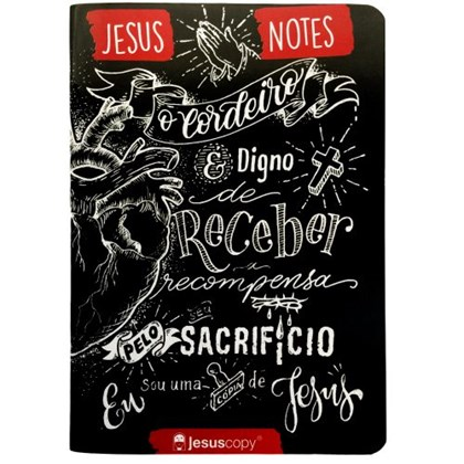 Jesus NOTES Lettering | JesusCopy