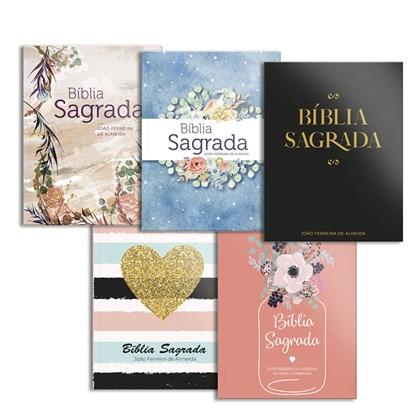 Kit 20 Bíblias Para Evangelismo | ARC | Capa Brochura