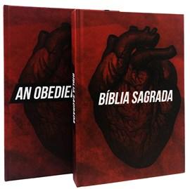 Kit An Obedient Hearth | Bíblia e Moleskine