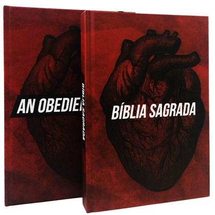 Kit An Obedient Hearth | Bíblia & Moleskine