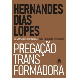 Kit Bíblia Pregação Expositiva Preta + Livro Pregação Transformadora | Hernandes Dias Lopes