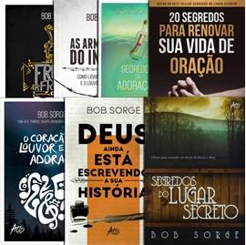 Kit de 08 Livros   Bob Sorge