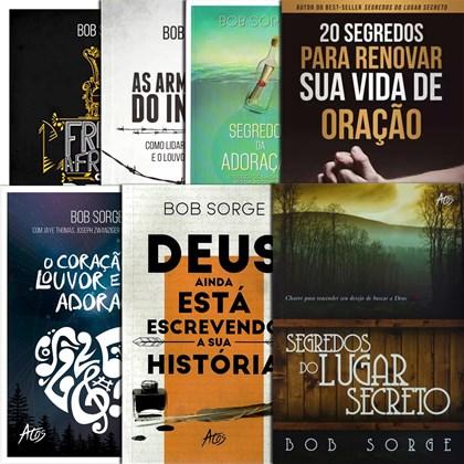 Kit de 08 Livros | Bob Sorge