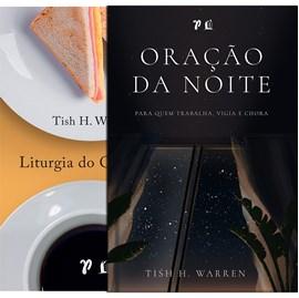 Kit de 2 Livros | Liturgia e Oração | Tish H. Warren