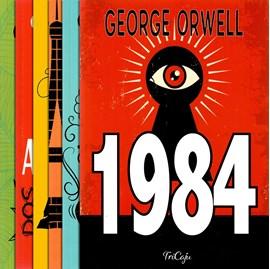 Kit de 6 Livros | George Orwell | Tricaju