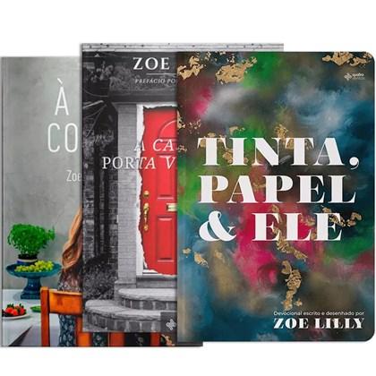 Kit de Livros Completo Zoe Lilly