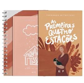 Kit de Livros e Planner   Fernanda Witwytzky