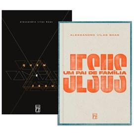 Kit de Livros Jesus | Alessandro Vilas Boas
