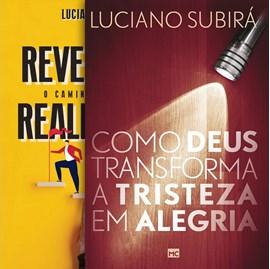 Kit de Livros Lançamentos 2021 | Luciano Subirá