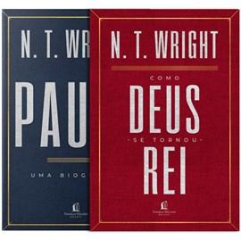 Kit de Livros | N. T. Wright