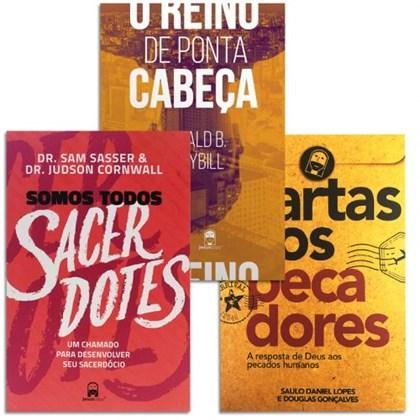 Kit Jesus Copy | Sacerdotes, Reino de Ponta Cabeça, Cartas