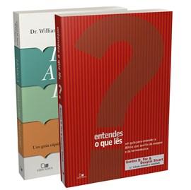 Kit Lendo e Entendendo a Bíblia | 2 Livros