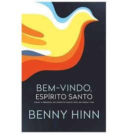 Kit Livros | Bem-vindo, Espírito Santo & Bom dia, Espírito Santo | Benny Hinn