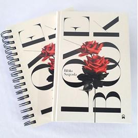 Kit Love Book Rosa | Jesus Copy | Capa Dura