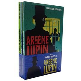 Kit Mais aventuras de Arsene Lupin | Com 3 Livros