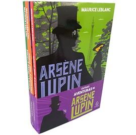 Kit Outras aventuras de Arsene Lupin | Com 3 Livros