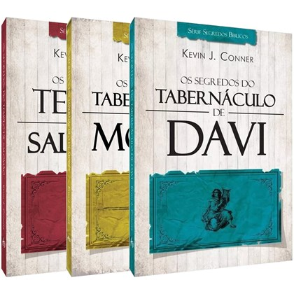 Kit Segredos Bíblicos | Kevin J. Conner