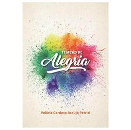 Livro - 12 Meses de Alegria - Valéria Petrizi