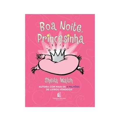 Livro Devocional | Boa Noite Princesinha
