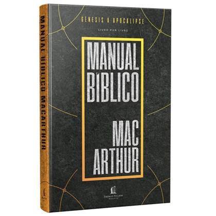 Manual bíblico Macarthur   Livro por livro