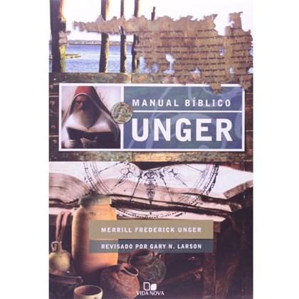 Manual Bíblico Unger | Merril Frederick Unger