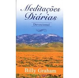 Meditações Diárias - Devocional | Pocket | Billy Graham