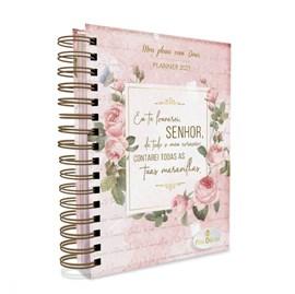 Meu Plano com Deus | Planner 2021 | Contarei tuas Maravilhas