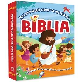 Meu Primeiro Livro de Histórias da Bíblia