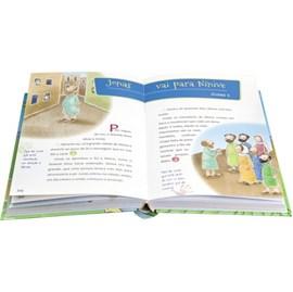 Minha Bíblia de Atividades   Letra Normal   NTLH   Capa Dura Ilustrada