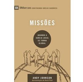 Missões | Série 9 Marcas | Andy Johnson