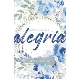 Nova Bíblia Viva Alegria | Letra Normal | Capa Dura
