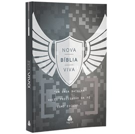 Nova Bíblia Viva | Escudo | Capa Dura