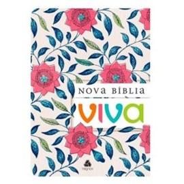 Nova Bíblia Viva | Floral