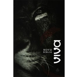 Nova Bíblia Viva Leão de Judá   NVB   Letra Normal   Capa Brochura