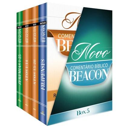 Novo Comentário Bíblico Beacon | Box 5