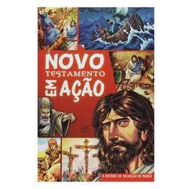 Novo Testamento em Ação   A História da Salvação do Mundo