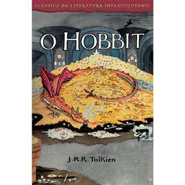 O Hobbit | J.R.R Tolkien (Capa Smaug)