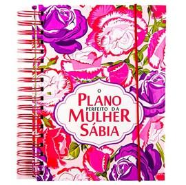 O Plano Perfeito da Mulher Sábia   Capa Rosas