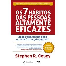 Os 7 Hábitos das Pessoas Altamente Eficazes | Stephen R. Covey